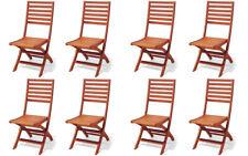 Krzesło ogrodowe składane Tenerife 8 szt.