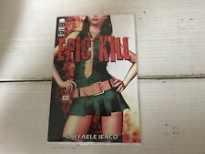 EPIC KILL (Image 2012) #1 NM- 1st Print Kill or be Killed Bitch Planet Saga