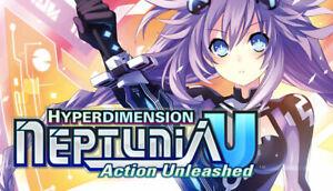Hyperdimension Neptunia U: Action Unleashed - Region Free Steam Key for PC