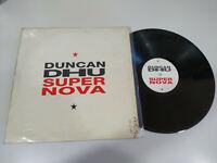 "Duncan Dhu Super Nova 1991 Chiffon - LP vinyl 12 "" G VG - 2T"