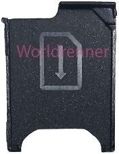 SIM Bandeja N Tarjeta Lector Soporte Card Tray Holder Reader Sony Xperia Z