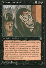 MTG Magic - Terres Natales - Fielleux timèriens -  Rare VF