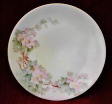 "Vintage Set of 14 Limoges 6"" Plates - Signed by K. Thomas"