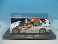 FLY 88090 BMW 320i E-46 Spa FIA etcc 2002, come nuovo inutilizzato