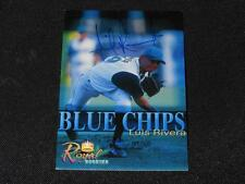 OPL Royal Rookies Luis Rivera Autograph Card Signed Pack Pulled Insert  M14