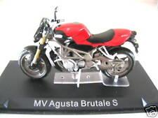 Ixo Altaya Mv Agusta Brutale S Rojo Moto 1:24