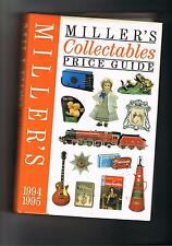 MILLER´S COLLECTABLES PRICE GUIDE  1994 / 1995
