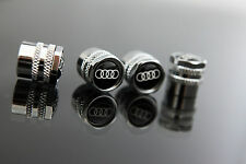 AUDI WHEEL VALVE/STEM CAPS KITS FOR 80/A1/A3/A4/A5/A6/A7/A8/RS/RS4/ALLROAD/Q1/Q3