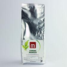 CLORURO MAGNESIO KG 1 chlorure de magnésium magnesium chloride NO OGM