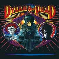 "Bob Dylan Grateful Dead - Dylan & and The Dead (NEW 12"" COLOURED VINYL LP) RSD"