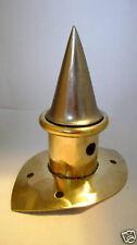 Kürassierhelm  gelbe Spitzenbasis mit silb. Einsteckspitze  für Linienkürassiere