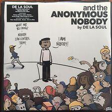 DE LA SOUL - AND THE ANONYMOUS NOBODY SEALED DOUBLE VINYL LP