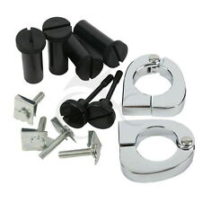 Quick Release Mounting Hardware For Harley Electra Glide Lower Vented Fairings