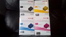 GENUINE XEROX ColorQube 8870 8880 Series CMYK Ink 108R00954/5/6/7 VAT inc