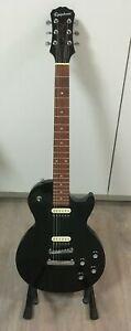 Epiphone Les Paul Studio LT Ebony E-Gitarre E-Guitar