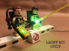 USB DEL Lumières Lego Ghostbusters Mini Figures 21108 * Ghost Trap-Proton Pack *