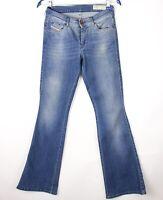 Diesel Femme Sandy-B Slim Bootcut Évasé Jeans Extensible Taille W25 L30 AVZ947