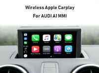 Wireless Apple Carplay Interface Module Android auto For AUDI A1 MMI System