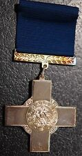 GEORGE CROSS Replica medal (Spink-made)