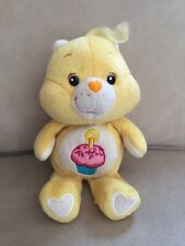 CARE BEAR PLUSH BIRTHDAY BEAR 8""