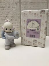 1992 Precious Moments figurine The Club That's Out of This World Nib