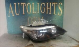 Passenger Headlight With Xenon HID Fits 05-07 BMW 525i 80331