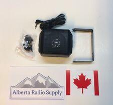 Mini Extension Speaker For Mobile Radios 3.5mm Plug - Kenwood Icom Vertex