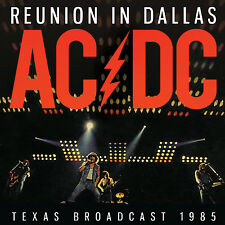 AC/DC New Sealed 2017 UNRELEASED LIVE 1985 FLY ON THE WALL TOUR CONCERT CD