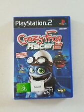 PS2 GAME - CRAZY FROG RACER 2 - PLAYSTATION 2