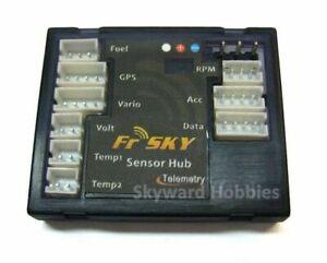 FrSky Telemetry Sensor Hub for RC Planes