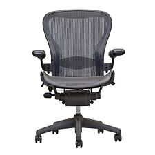 Herman Miller Aeron Chair Size C -  Fully Loaded With Lumbar