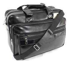 Executive Laptop Bag Messenger Briefcase Business Office Work Bag Travel Case BK