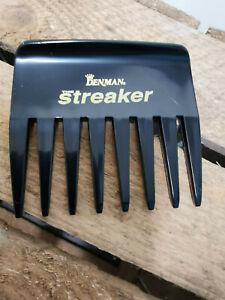 Denman streaker pompodour comb - UK SELLER -fast postage- msg for bulk discounts