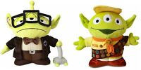 Disney Toy Story Alien Remix Up - 2pc Carl & Russell Stuffed Plush Toy Doll Set
