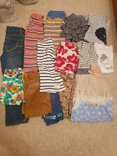 Girls 4 To 5 Clothes Bundle, Boden Ralph Lauren, Joules, Petit Bateau, Liberty