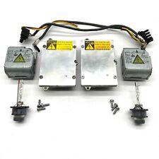 2x OEM 03-07 Saab 9-3 Xenon Ballast Igniter & HID D2S Bulb Module Control Unit