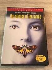 The Silence Of The Lambs Dvd Like New Special Editon Widescreen
