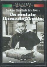 Colección Mexico en Pantalla DVD Un Mulato Llamando Martin