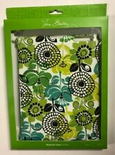 New Green Floral Vera Bradley Snap on Case Cover Fits IPad 2 & 3 - Lime's Up