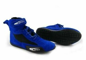Top Quality Men's Car Racing Shoes in Suede Leather