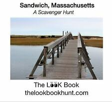 The LOOK Book, Sandwich MA by Barbara Tibbetts (2014, Paperback)