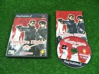 PLAYSTATION 2 GAME 'VAMPIRE NIGHT' **COMPLETE WITH MANUAL **SONY PS2