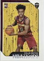 2018-19 Panini Collin Sexton Rookie Card RC NBA Hoops Cleveland Cavaliers 📈🔥