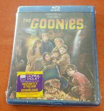 The Goonies Blu-ray Steven Spielberg  Sean Astin  Josh Brolin  Corey Feldman