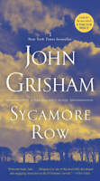 Sycamore Row (The Jake Brigance) - Mass Market Paperback - VERY GOOD