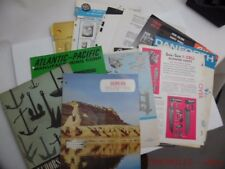 1960s Marine Products Boating Accessory Catalog Brochure Lot Vintage Anchor More