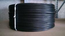 ISOLIERSCHLAUCH AUS WEICH-PVC 85°C - Bougierrohr - 3,0 x 0,4 mm 500 Meter