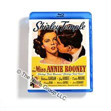 Miss Annie Rooney Blu ray New Shirley Temple William Gargan Guy Kibbee