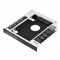 1X(SATA 2nd HDD HD Enclosure Hard Drive Caddy Case Tray, Universal for 12.7 1G4)