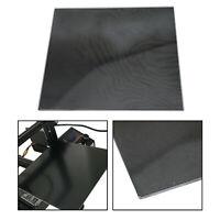 235x235mm 3D plataforma cama calefactada superficie placa de vidrio para Ender3